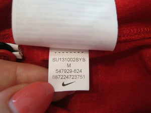 Manchester United 2013/2014 Home Size M Nike 547929-624 jersey
