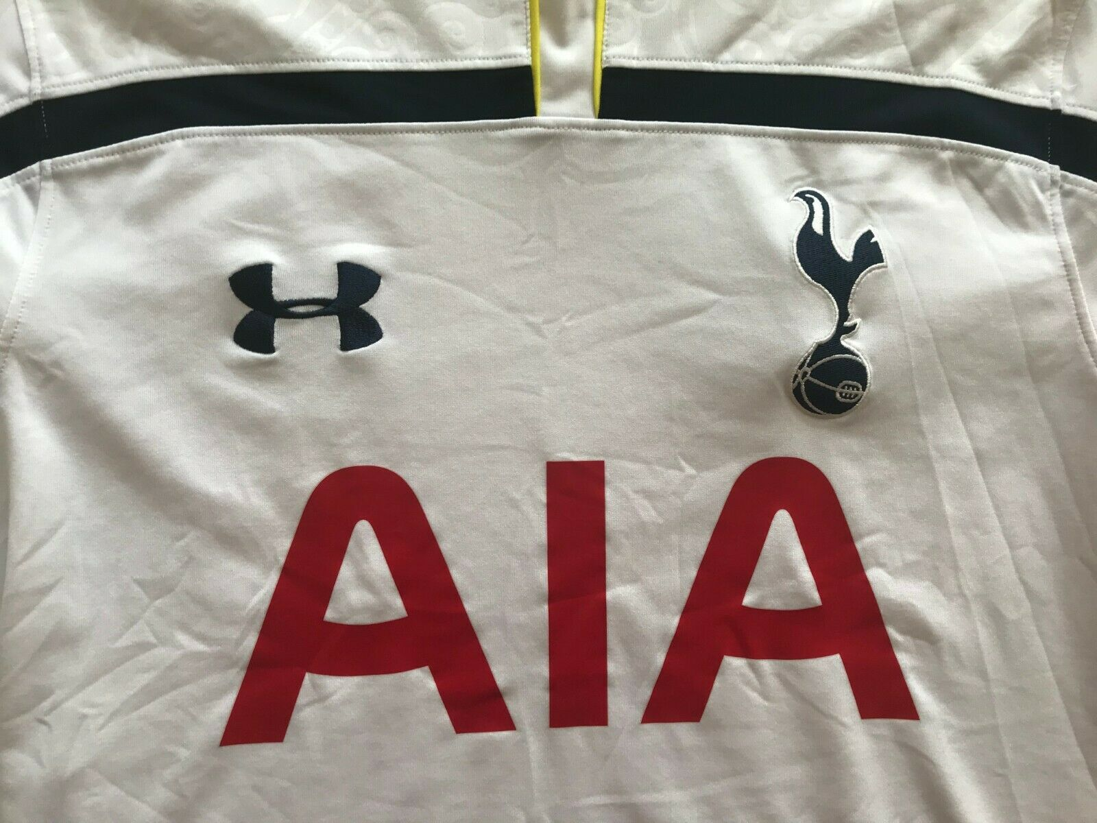Tottenham Hotspur 2014/2015 Home Size M Under Armour jersey
