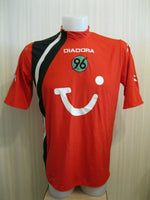 Load image into Gallery viewer, Hannover 96 2005/2006 Home Size XL Diadora jersey