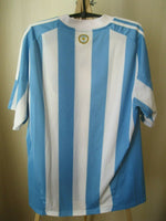 Load image into Gallery viewer, Argentina 2010/2011 home Size XL Adidas P47066 jersey