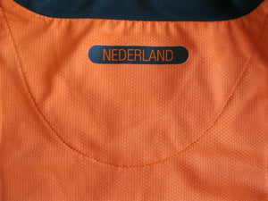 Netherlands 2010/2011/2012 home Size S Nike 376906-815 jersey