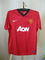 Load image into Gallery viewer, Womens Manchester United #11 Giggs 2012/2013 Home Size M Nike 479286-623 jersey
