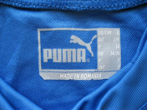 Italy national team 2004/2005/2006 home Size S Puma 731225 jersey