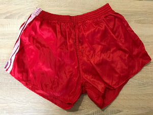 Adidas Men's L Women's XL 1980s 1990s Sports shorts