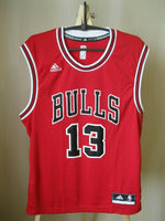 Load image into Gallery viewer, Chicago Bulls #13 Joakim Noah Size S jersey Adidas