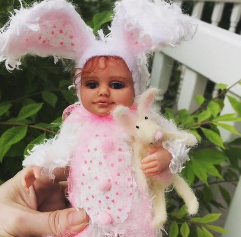 SculptBoxes: April 2019 Spring Bunny Baby Kit