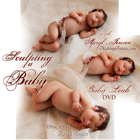 Sculpting a Miniature Baby (2 DVDs)