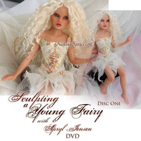 Young Fairy Kit (with DVDs)