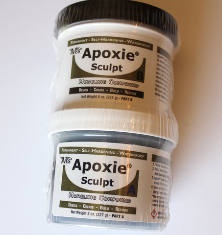 Apoxie Sculpt - 16 oz - Black