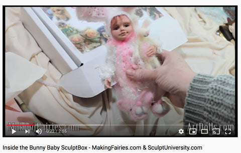 SculptBoxes:  Spring Bunny Baby Kit