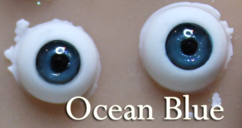 Hand-made Doll Eyes