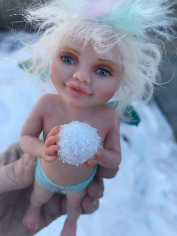 January 2019 SculptBoxes: SnowBall Fairy