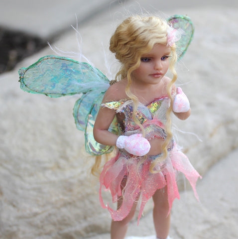 Spring Fairy Kit (includes DVDs)