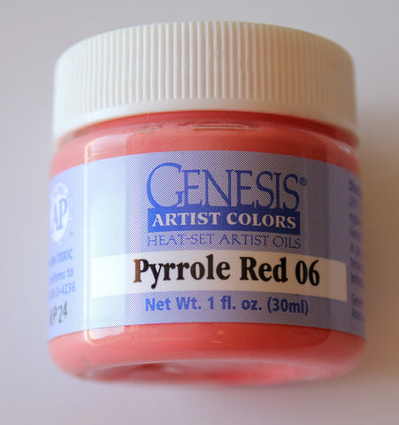 Genesis Pyrrole Red 06