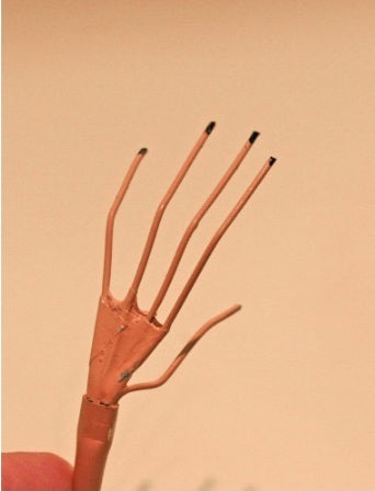 "Hand Armature for 14-24"" Dolls"
