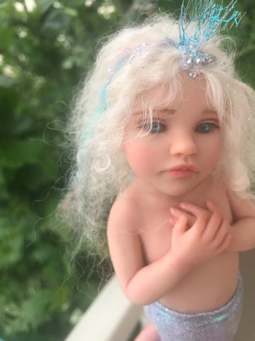 "SculptBox: ""Mermaid Princess ArtDoll"""