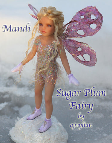 Sculpting a Sugar Plum Fairy 2 DVDs