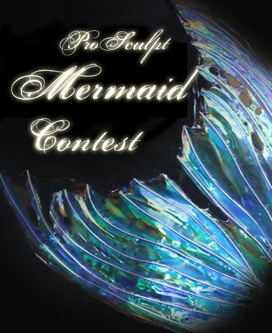 Sculpt a Mermaid Kit (with DVDs)
