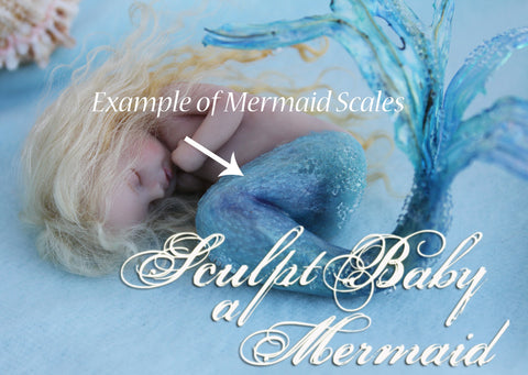 Mermaid Scale Cutter Blades