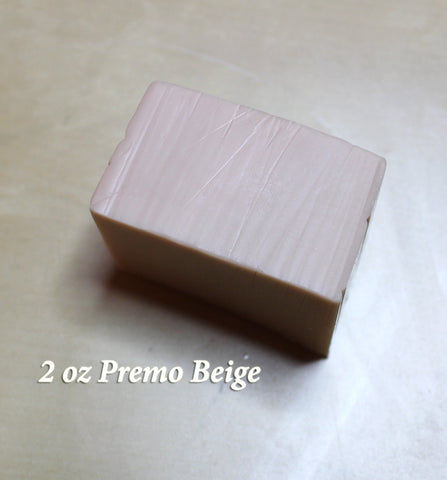 "Premo Polymer Clay Sample - 2 oz ""Beige"""