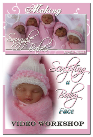 SnuggleBabes - Make a Baby Kit with DVD