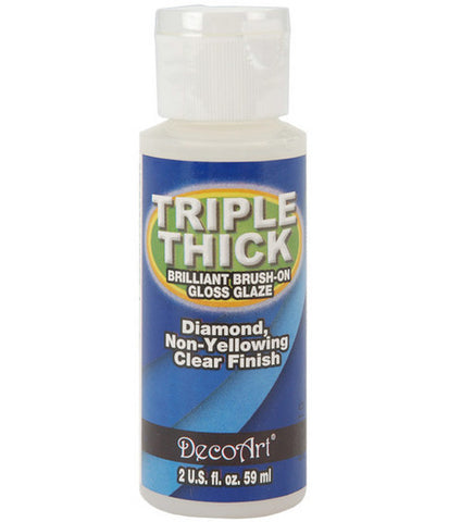 Triple Thick Gloss Glaze - 2 oz