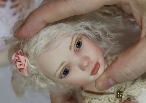 "SculptBoxes: ""Victorian Ball-Jointed Doll"""