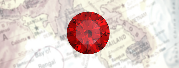 Beautiful Rubies: Where Do They Come From? (Part 1)