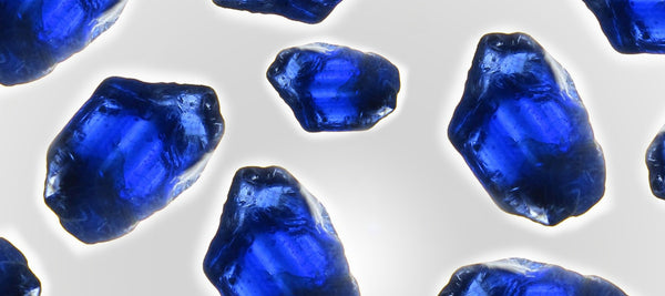 What is a blue sapphire?