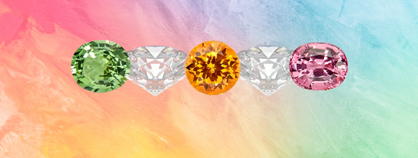 Why Coloured Gemstones Are Better Than Diamonds