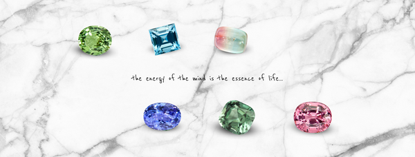 Gemstone Healing: How Your Birthstone Can Help You