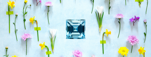 Aquamarine: The Gem of Spring
