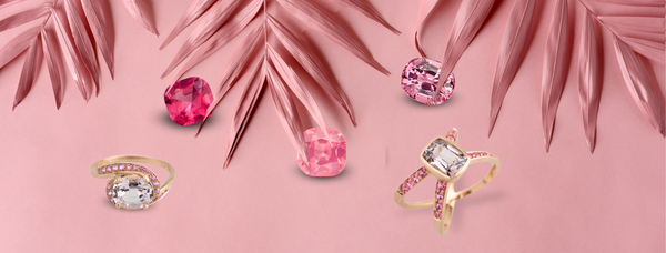 Powerful and Playful Pink Gemstones