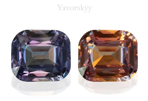 Yavorskyy Color Change Sapphires