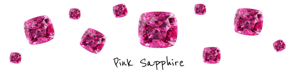 gems that are pink: pink sapphire