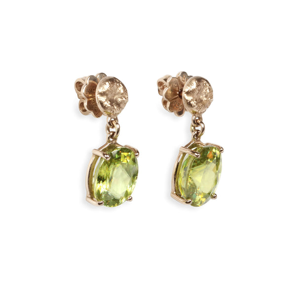 Lush Greens Earrings