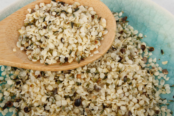 Hemp Seeds for Protein