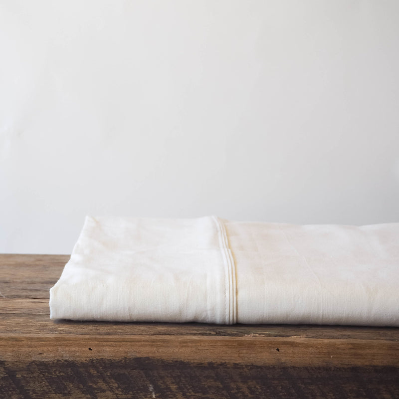 Hemp Linen Flat Sheet - Archive Sale