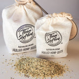 Australian Grown Hulled Hemp Seeds