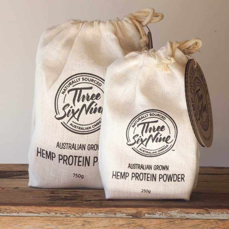Australian Grown Hemp Protein Powder