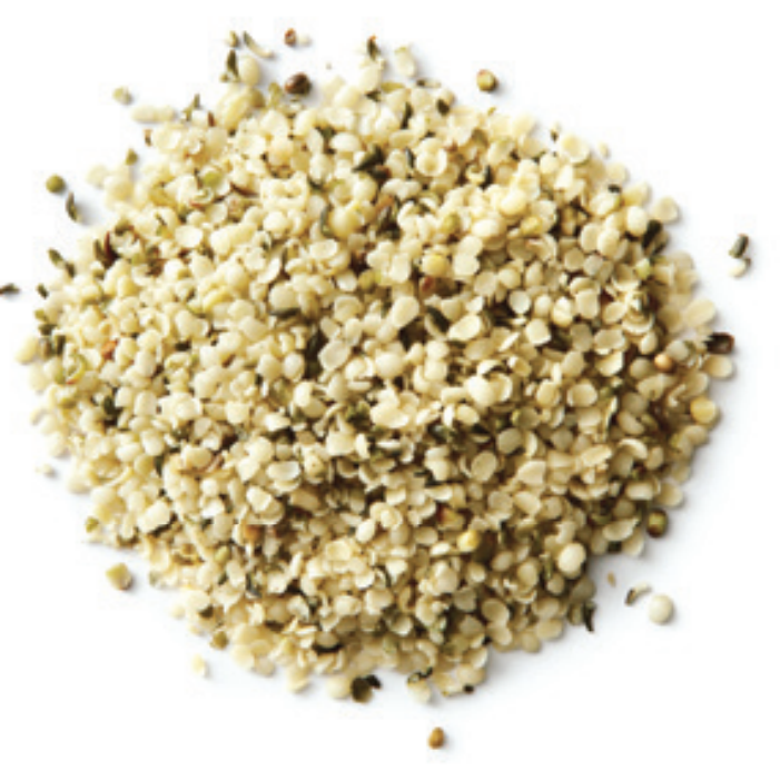 WHL Bulk Hulled Hemp Seeds