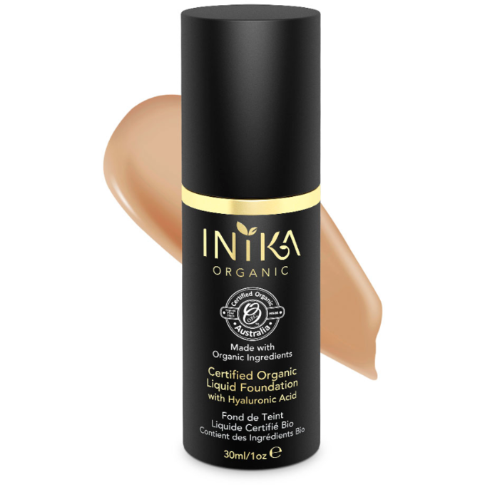 Inika Organic Liquid Foundation