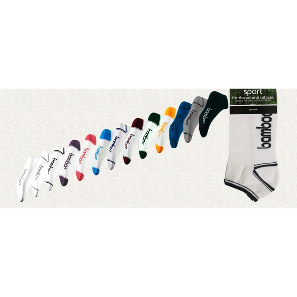 Sports PED Bamboo Socks