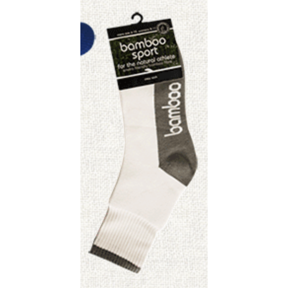 Sports Crew Bamboo Socks