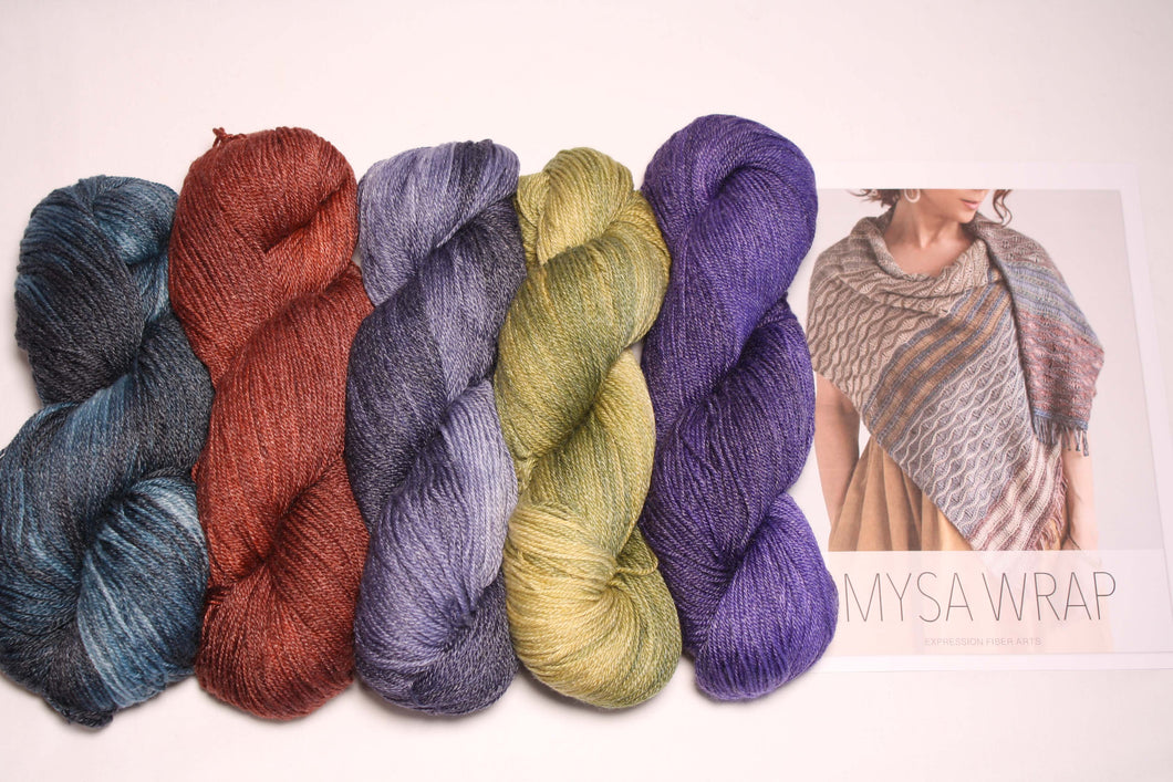 Mysa Wrap Kit - Juniper