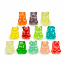 Load image into Gallery viewer, 12 Flavor Assorted Gummy Bears