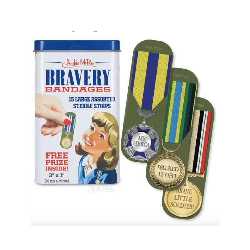 Bravery Bandages by Accoutrements