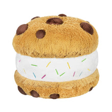 Load image into Gallery viewer, Cookie Ice Cream Sandwich Squishable