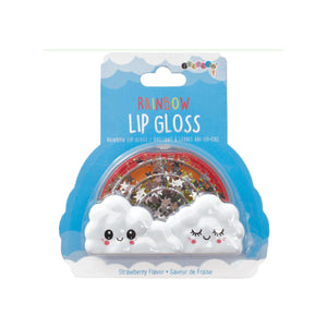 Iscream Rainbow Lip Gloss