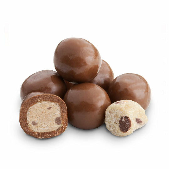 Milk Chocolate Covered Cookie Dough 1/2LB
